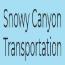 Snowy Canyon Transportation Logo