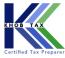 KHOB TAX SERVICES INC Logo
