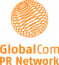 GlobalCom PR Network Logo