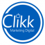 Agencia Clikk Marketing Digital Logo