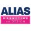 Alias Marketing and Design Logo
