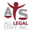All Legal Staff, Inc. Logo