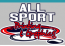 ALL SPORT PRINTING & GRAPHICS Logo