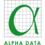 Alpha Data Logo