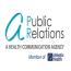 Alpha Public Relations Logo