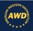 American Western Distribution Logo