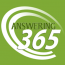 Answering 365 logo