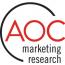 AOC Marketing Research Logo