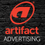 Artifact Advertising Logo