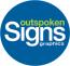 Outspoken Signs Logo