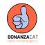 Bonanza Cat Logo