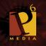 P6 Media Inc. Logo