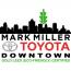 Mark Miller Toyota Logo