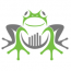 Fat Frog Media Logo