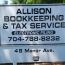 Allison Bookkeeping & Tax Services Logo