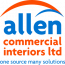 Allen Commercial Interiors Ltd Logo
