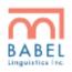 Babel Linguistics Logo