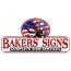 Bakers Signs and Manufacturing Logo