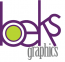 Beks Graphics logo