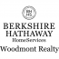 Berkshire Hathaway HomeServices Woodmont Realty Logo