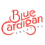 Blue Cardigan Creative Logo