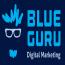 Blue Guru Digital Marketing Logo