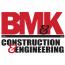 BM&K Construction & Engineering Logo