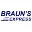 Braun's Express Inc Logo