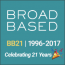 BroadBased logo