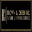 Brown & Cheek, Inc. Logo