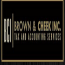 Brown & Cheek, Inc. Logo