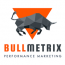 BullMetrix logo.
