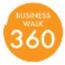 Business Walk 360 Logo