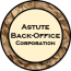 Astute Back-Office Corporation Logo