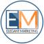 Elegant Marketing Logo