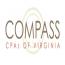 COMPASS CPAs OF VIRGINIA Logo