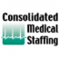 Consolidated Medical Staffing logo