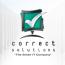 Correct Solutions Logo