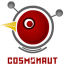 Cosmonaut Creative Media, LLC Logo