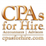 CPAs for Hire LLC Logo