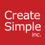 Create Simple inc. logo