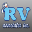 RV Associates Inc. Logo