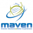 MAVEN, INC. - Virginia Logo