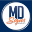 MD Signs & Graphics Logo
