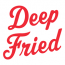 Deep Fried Advertising Logo