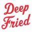 Deep Fried Advertising Logo