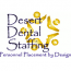 Desert Dental Staffing Logo