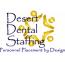 Desert Dental Staffing Logo