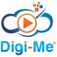 Digi-Me, a JSTN company logo