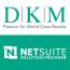 DKM Inc. Logo